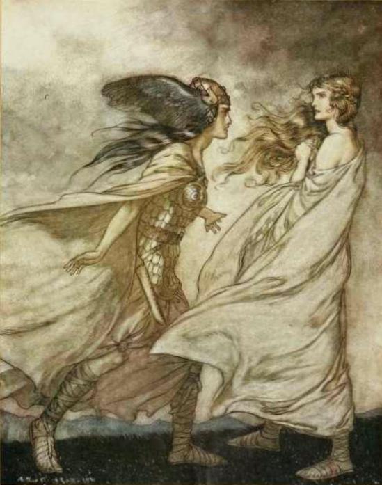Norse Myth @ BGSU