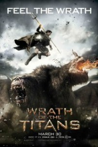 Wrath of theTitans poster
